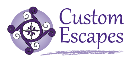 Custom Escapes logo